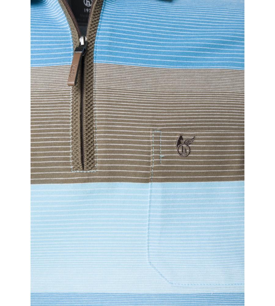 Poloshirt Strukturkragen 26114-606 detail1