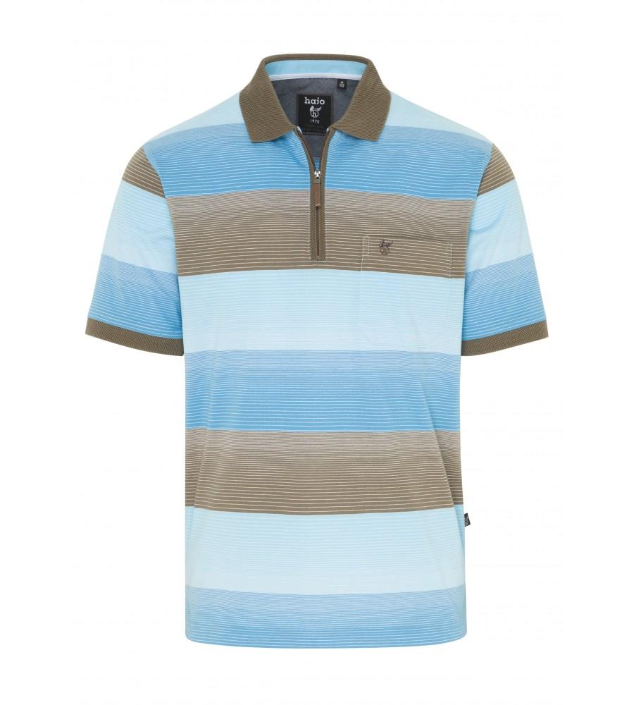 Poloshirt Strukturkragen 26114-606 front