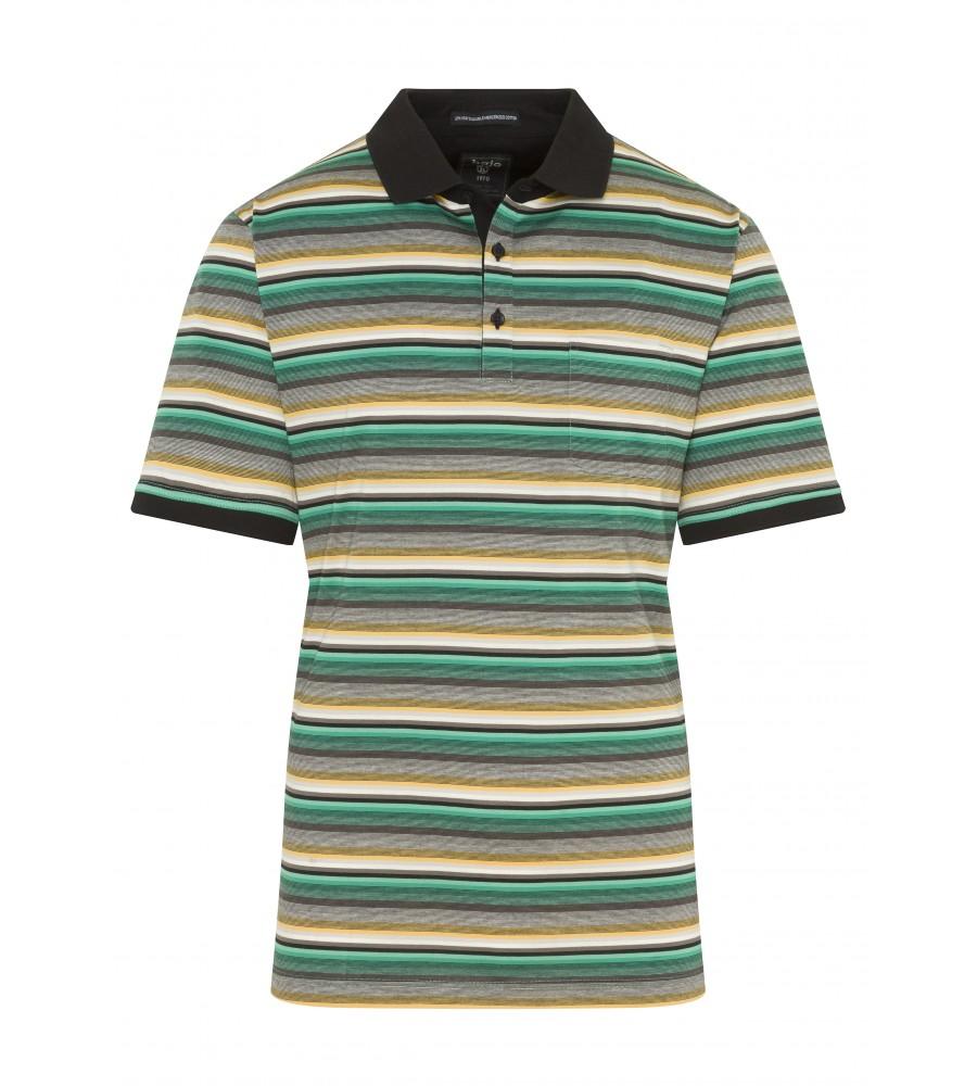 Poloshirt Ringel 26133-100 front