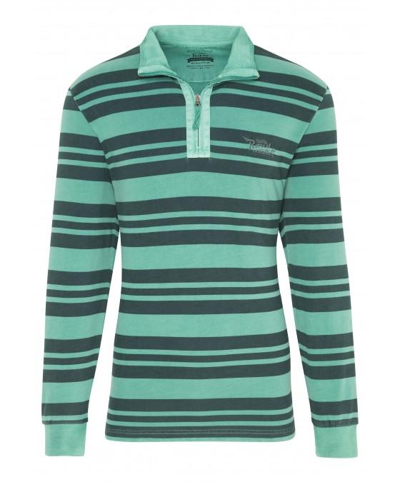 Washer Sweatshirt mit Ringeln 26163-504 front