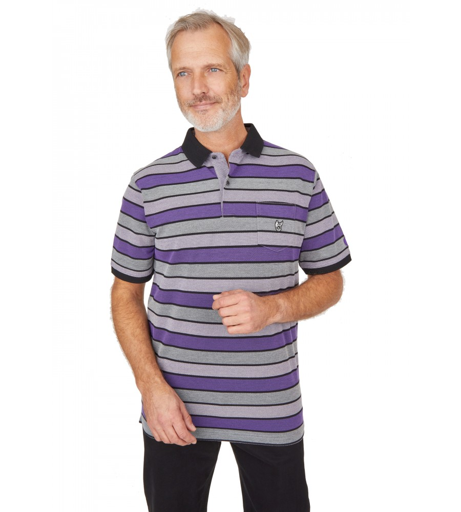 Poloshirt 26341-100 front