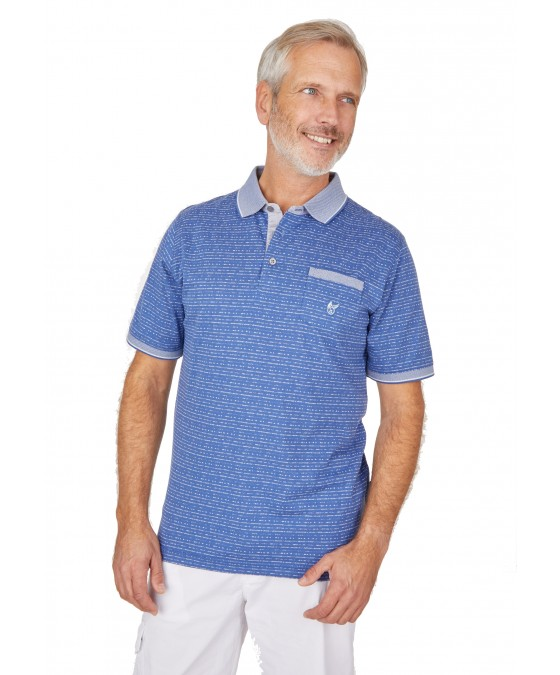 Poloshirt 26355-602 front