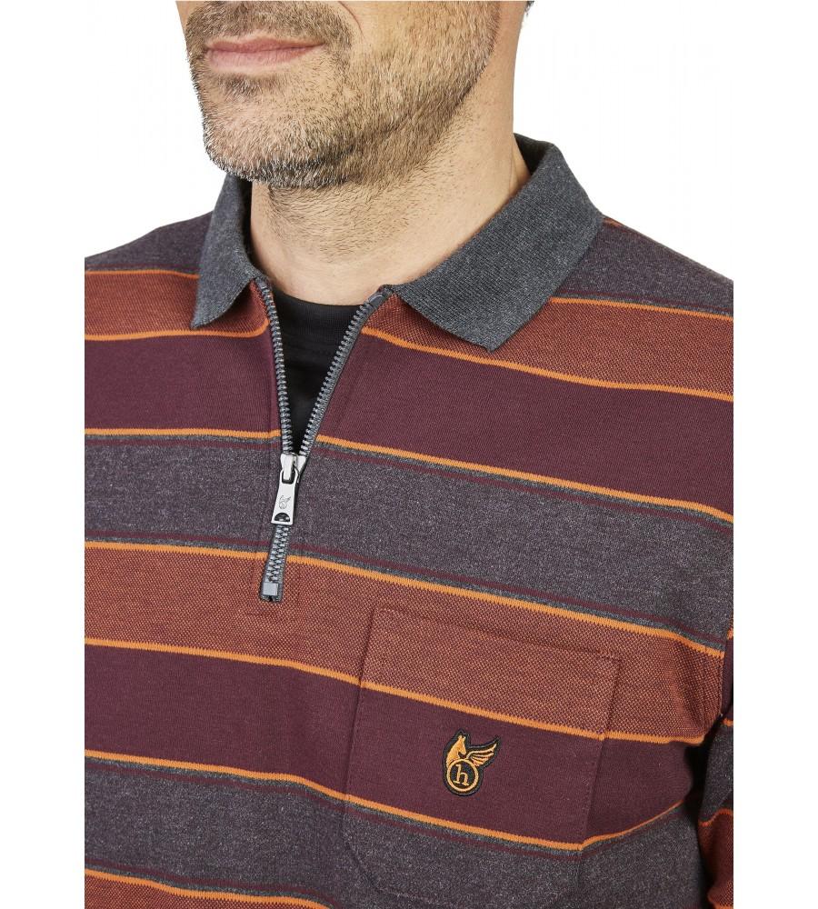 Polosweatshirt 26483-302 detail1