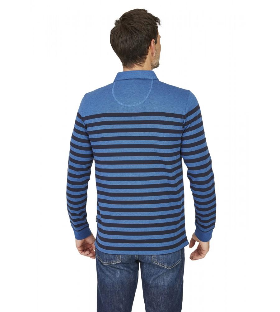 Poloshirt 26486-609 back