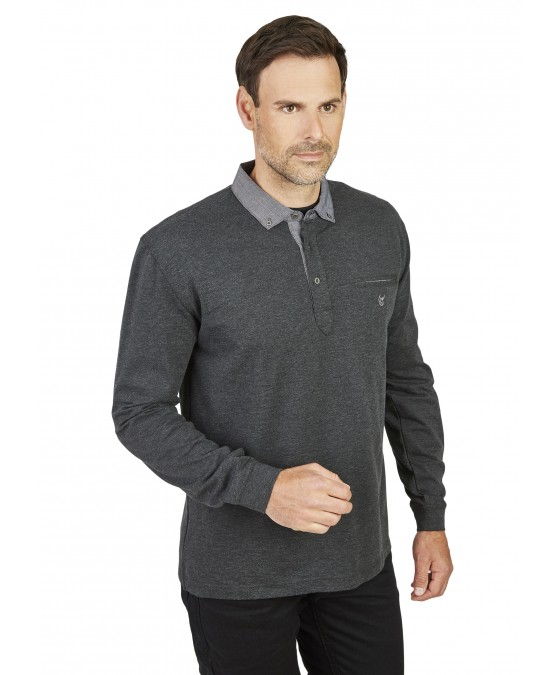 Poloshirt 26492-102 front