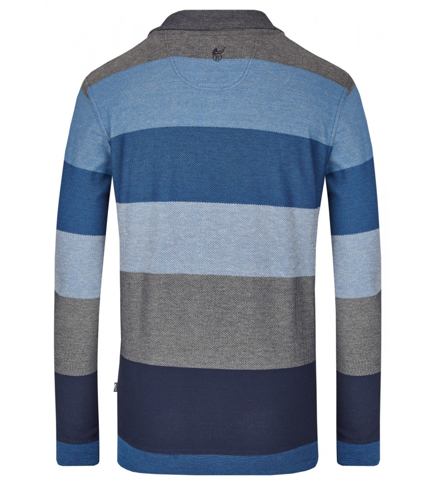 Pikee-Sweatshirt 26511-609 back