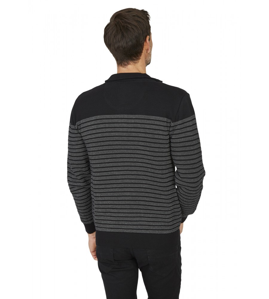 Pullover 26534-100 back