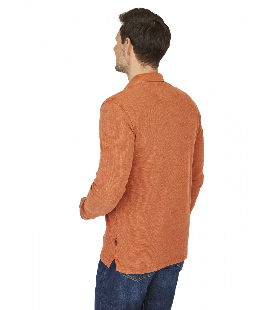 Poloshirt 26564-405 back