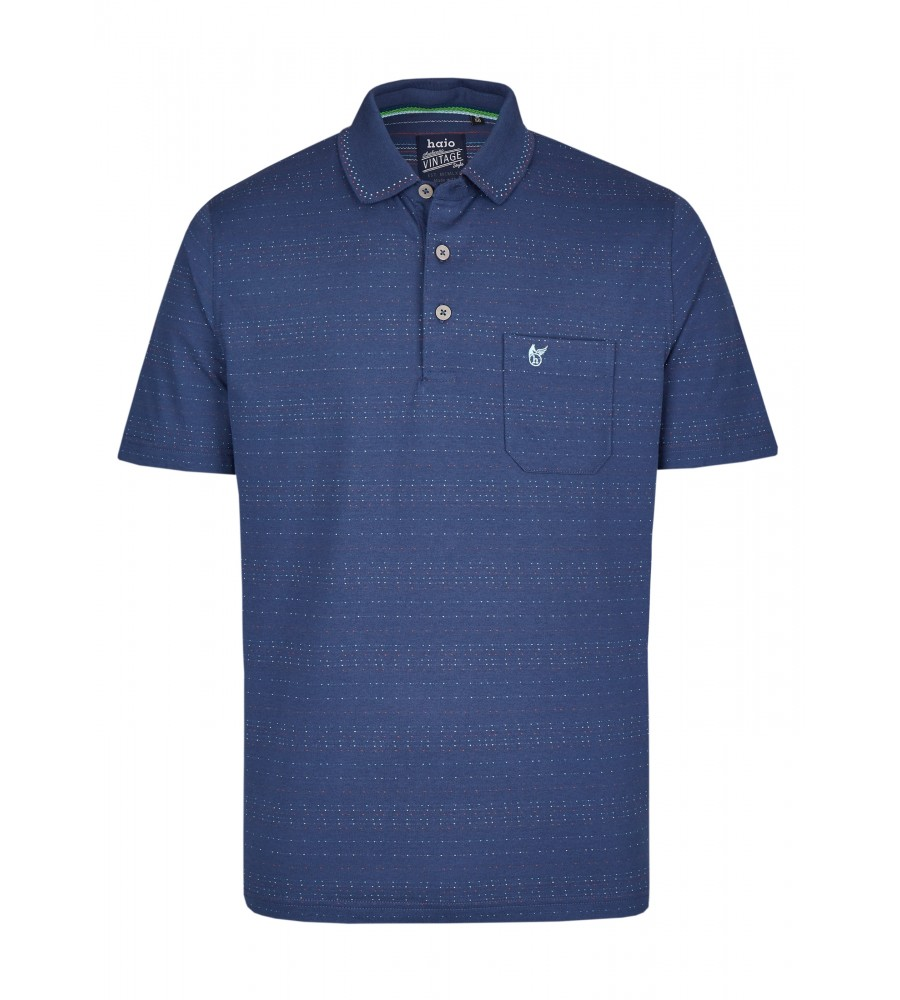 Jacquard-Poloshirt 26622-638 front