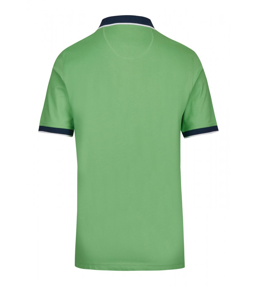 Sportliches Pikee-Poloshirt 26635-521 back