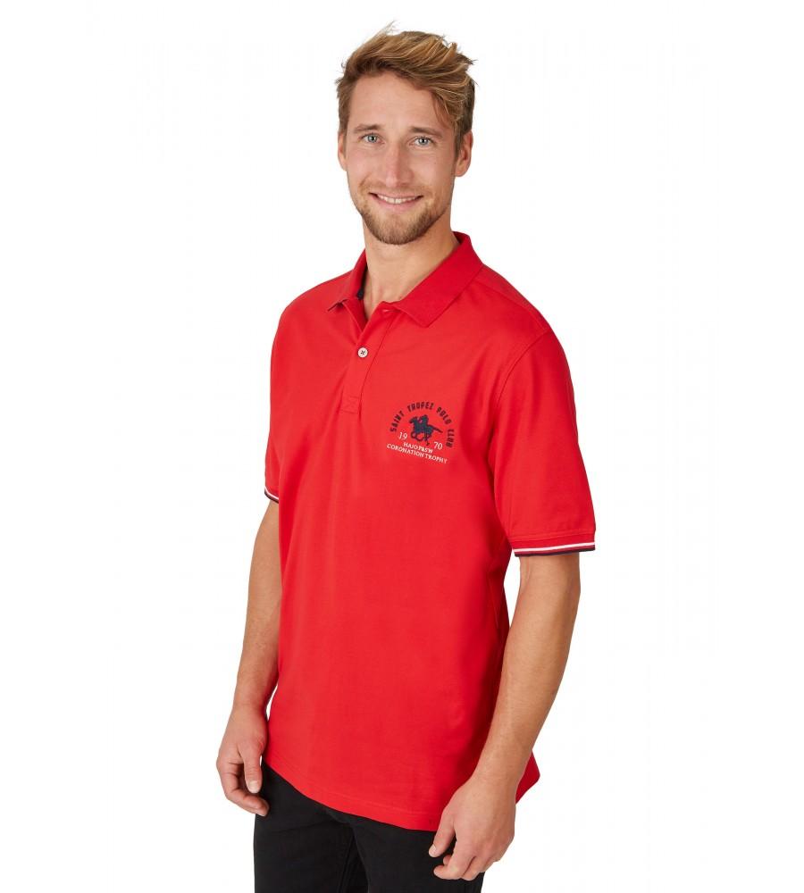 Basic Pikee-Poloshirt 26637-373 front