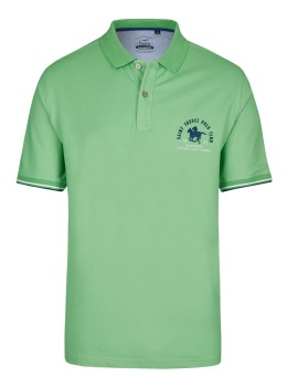 Basic Pikee-Poloshirt