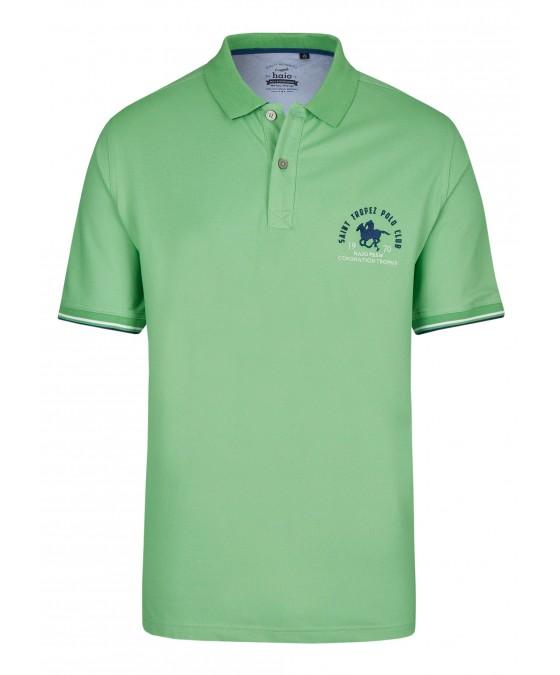 Basic Pikee-Poloshirt 26637-521 front