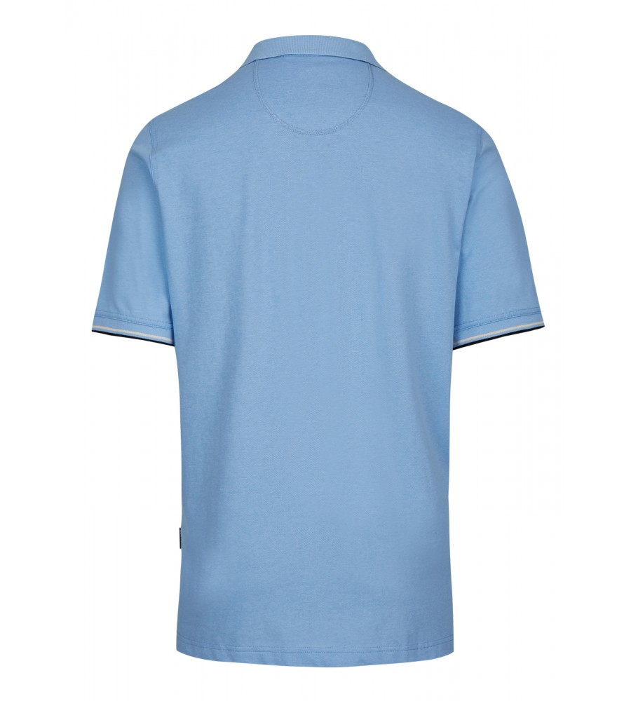 Basic Pikee-Poloshirt 26637-621 back
