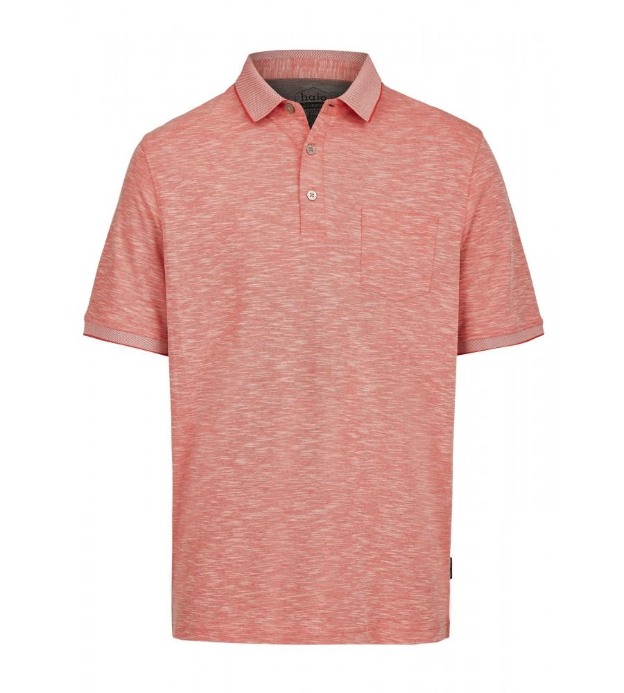 Softknit-Poloshirt mit tollem Farbeffekt 26678-320 front