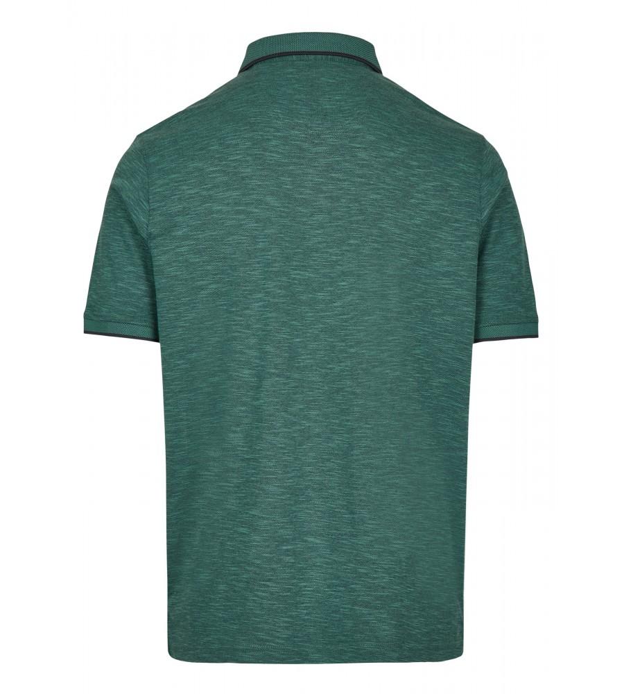 Softknit-Poloshirt mit tollem Farbeffekt 26678-526 back