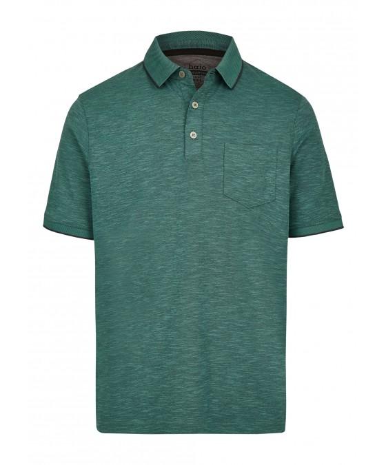 Softknit-Poloshirt mit tollem Farbeffekt 26678-526 front
