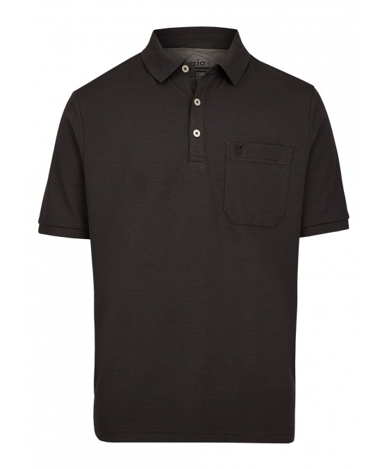 Softknit-Poloshirt 26680-100 front