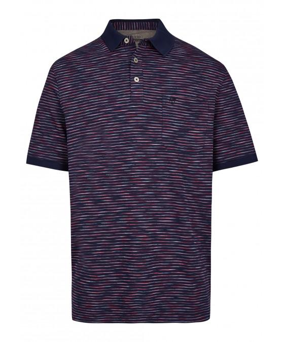 Poloshirt aus Flammengarn 26687-609 front