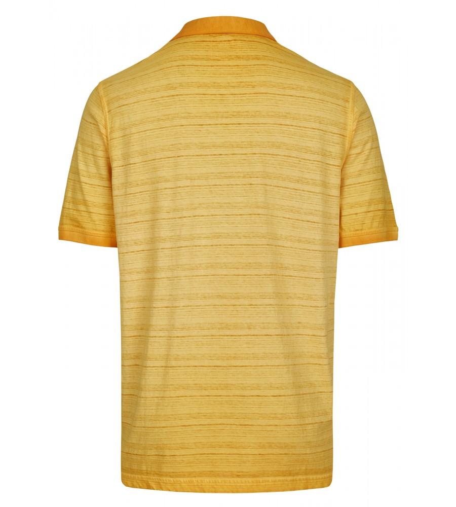 Washer-Poloshirt Oilwashed 26692-352 back