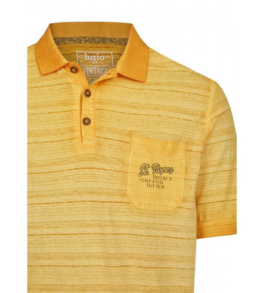 Washer-Poloshirt Oilwashed 26692-352 detail1