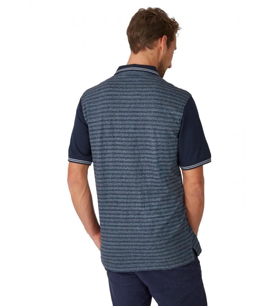 Poloshirt mit Ringelverlauf 26694-609 back