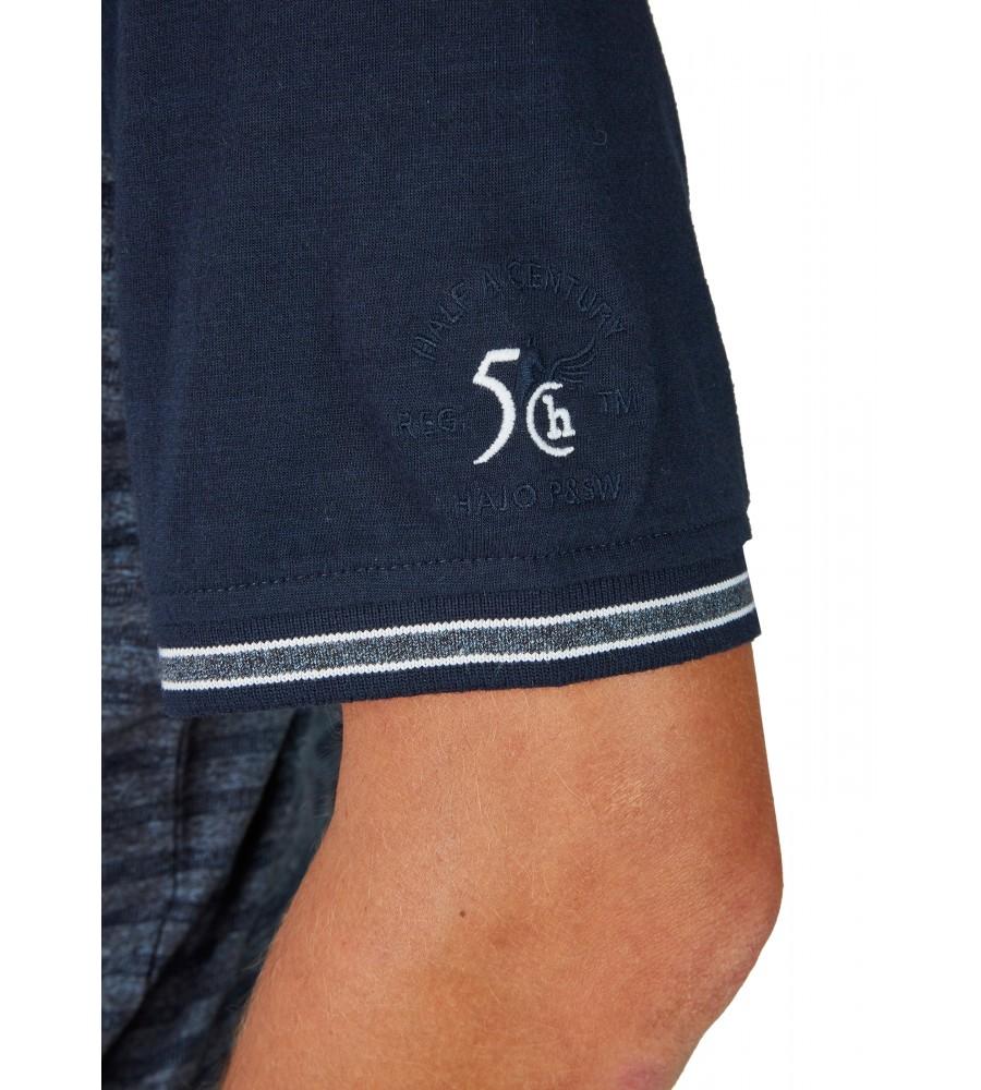 Poloshirt mit Ringelverlauf 26694-609 detail2