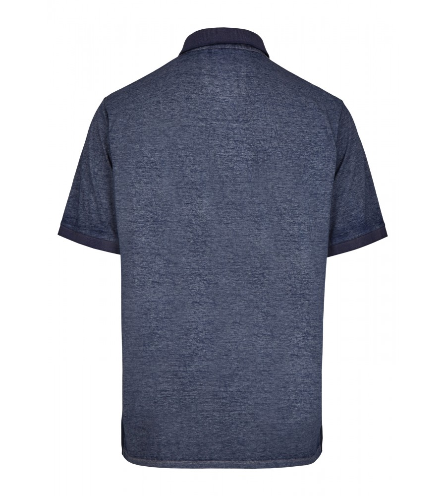 Poloshirt aus Slubgarn 26706-638 back