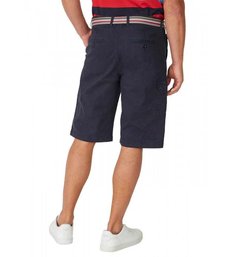Cargo Bermuda-Shorts 26712-609 back