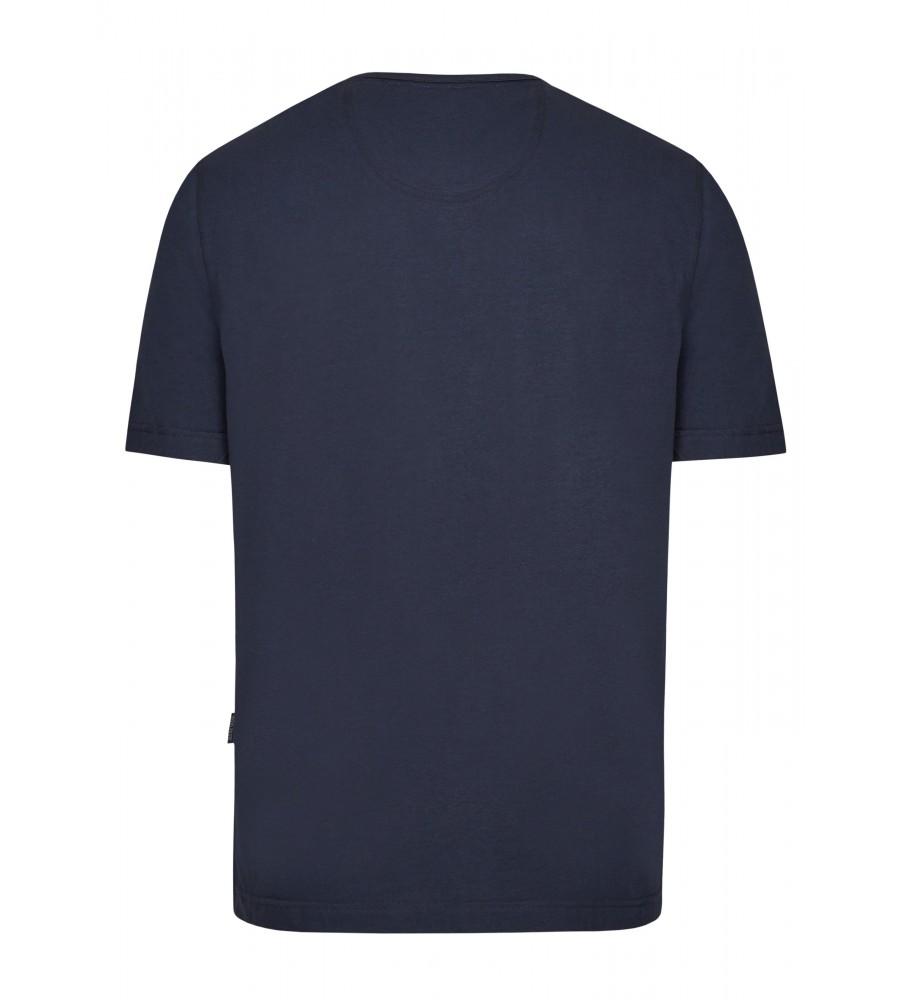 Rundhals T-Shirt mit Frontdruck 26715-609 back