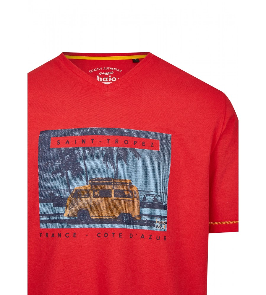 T-Shirt mit Frontdruck 26719-373 detail1