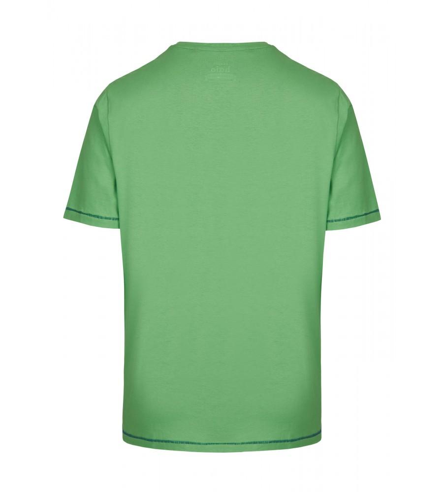 T-Shirt mit Frontdruck 26719-521 back