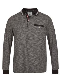 Jacquard-Poloshirt