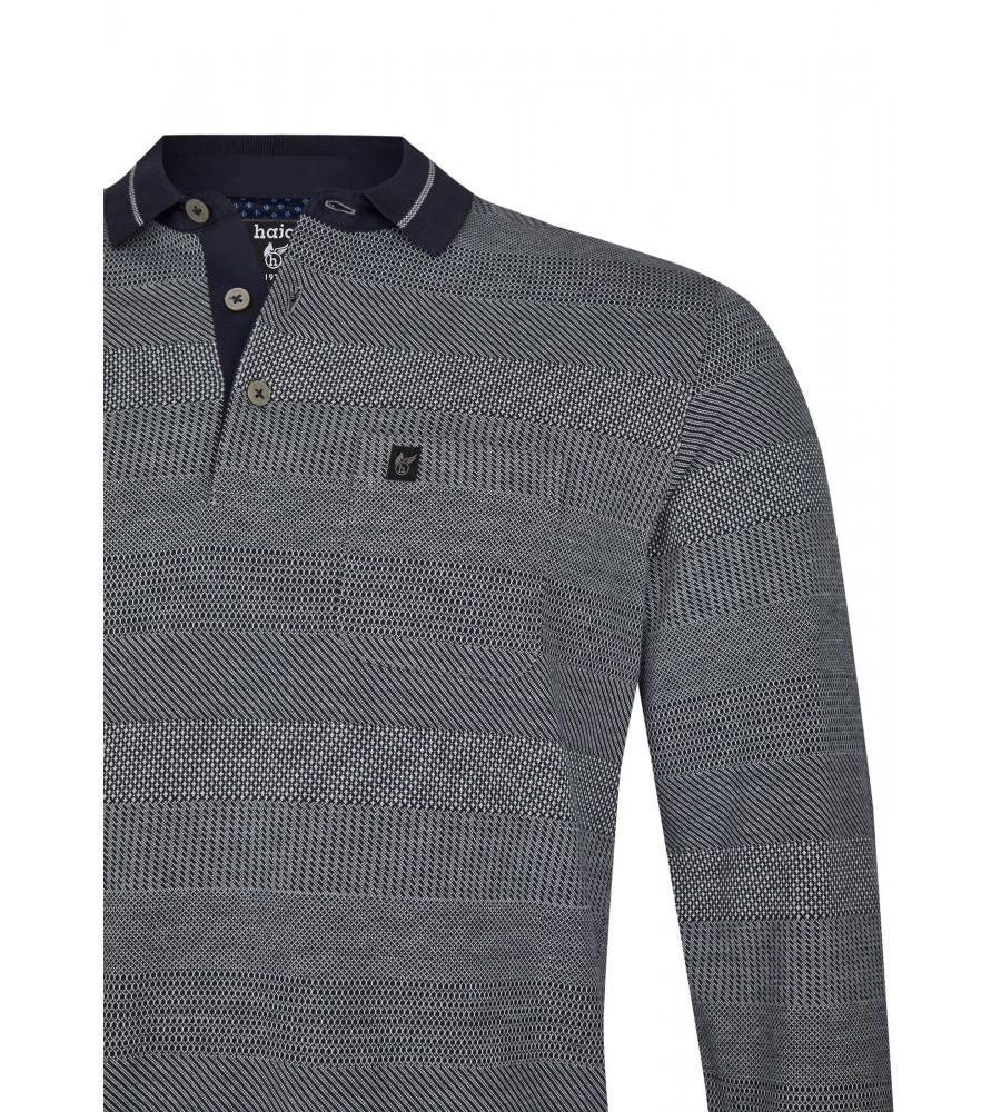 Jacquard-Poloshirt 26746-609 detail1