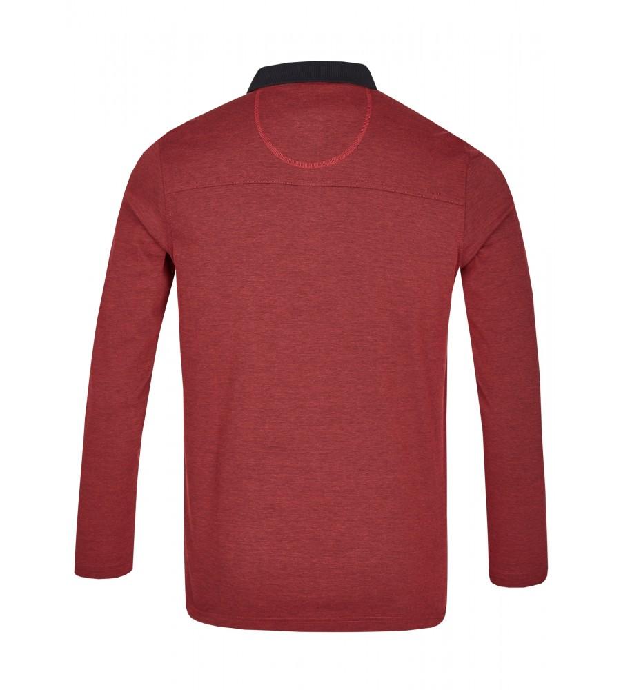 Softknit-Poloshirt 26750-300 back