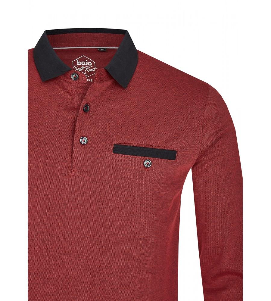 Softknit-Poloshirt 26750-300 detail1