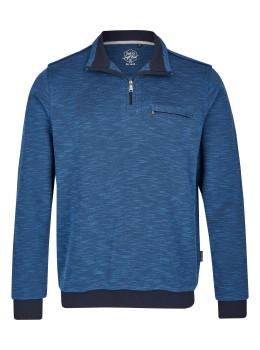 Softknit-Troyersweatshirt