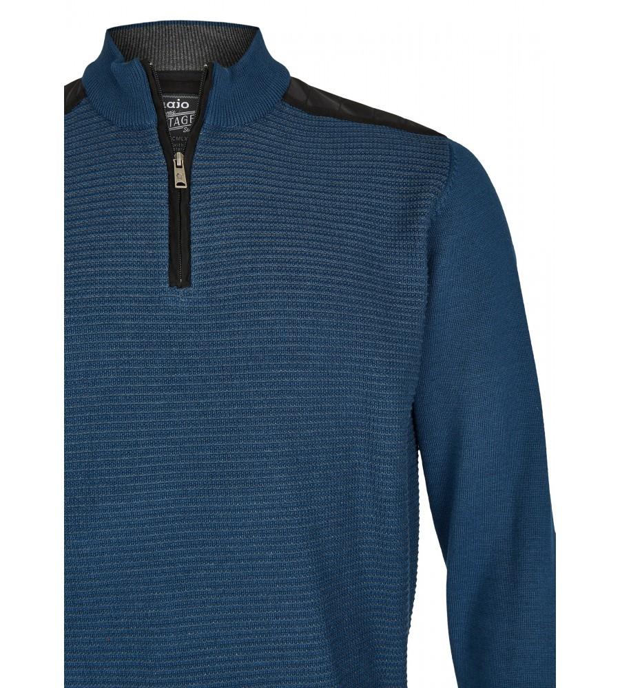 Pullover in Strukturmix 26777-602 detail1