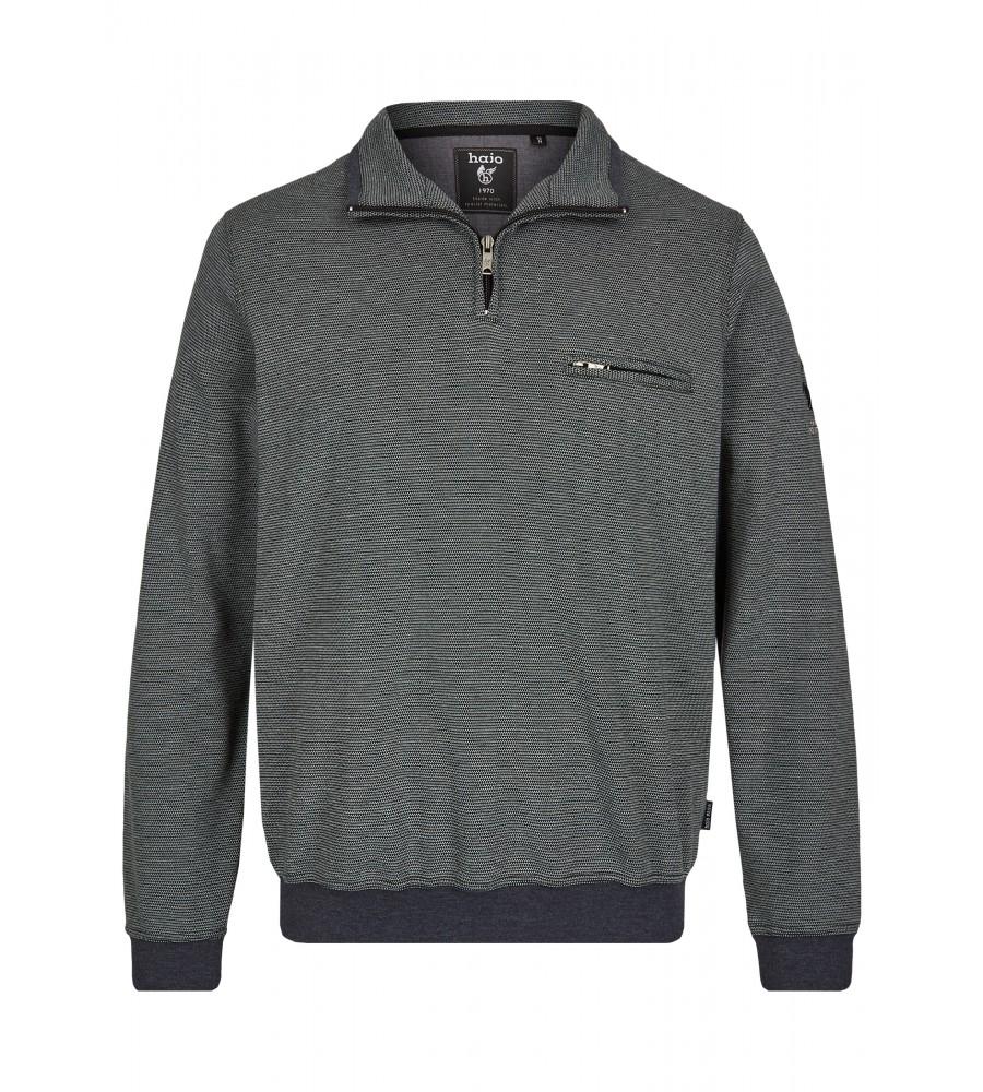 Sweatshirt in Dreitonoptik 26795-515 front