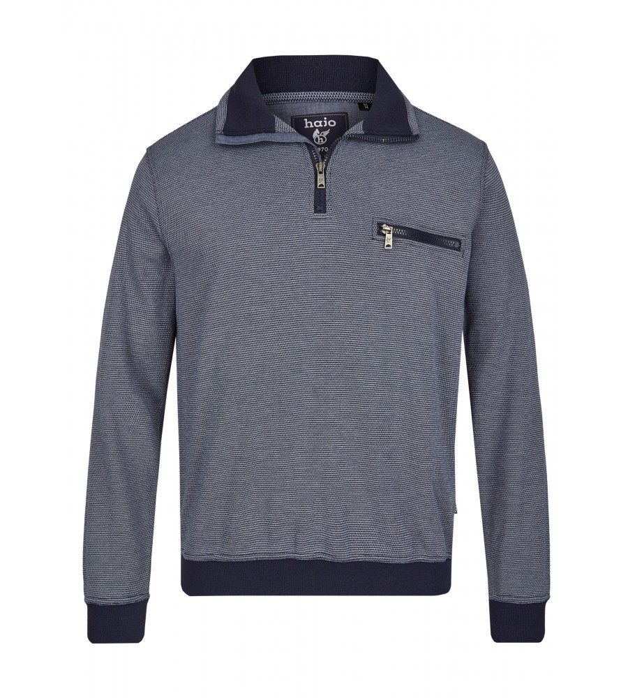 Sweatshirt in Dreitonoptik 26795-609 front