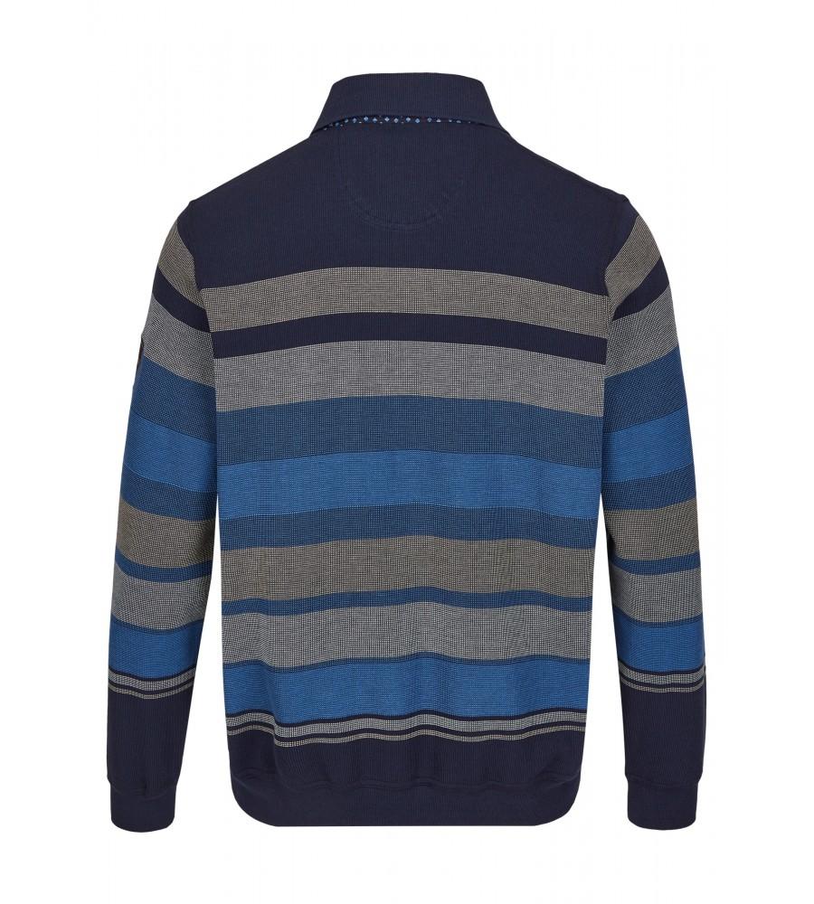 Klassisches Polosweatshirt 26799-609 back