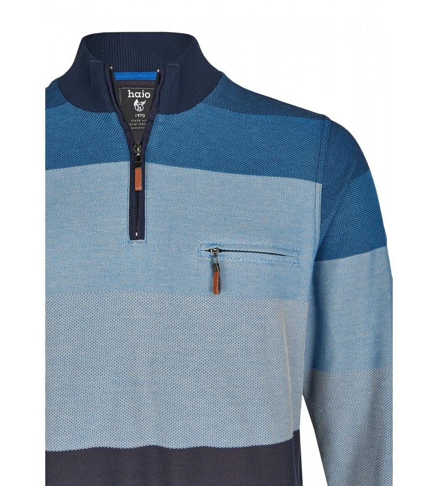 Geringeltes Pikeesweatshirt 26806-600 detail1