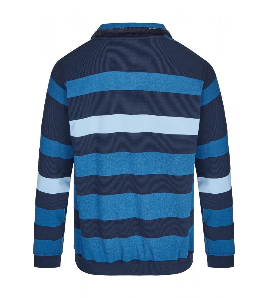 Sweatshirt mit Ottomanrippe 26810-609 back