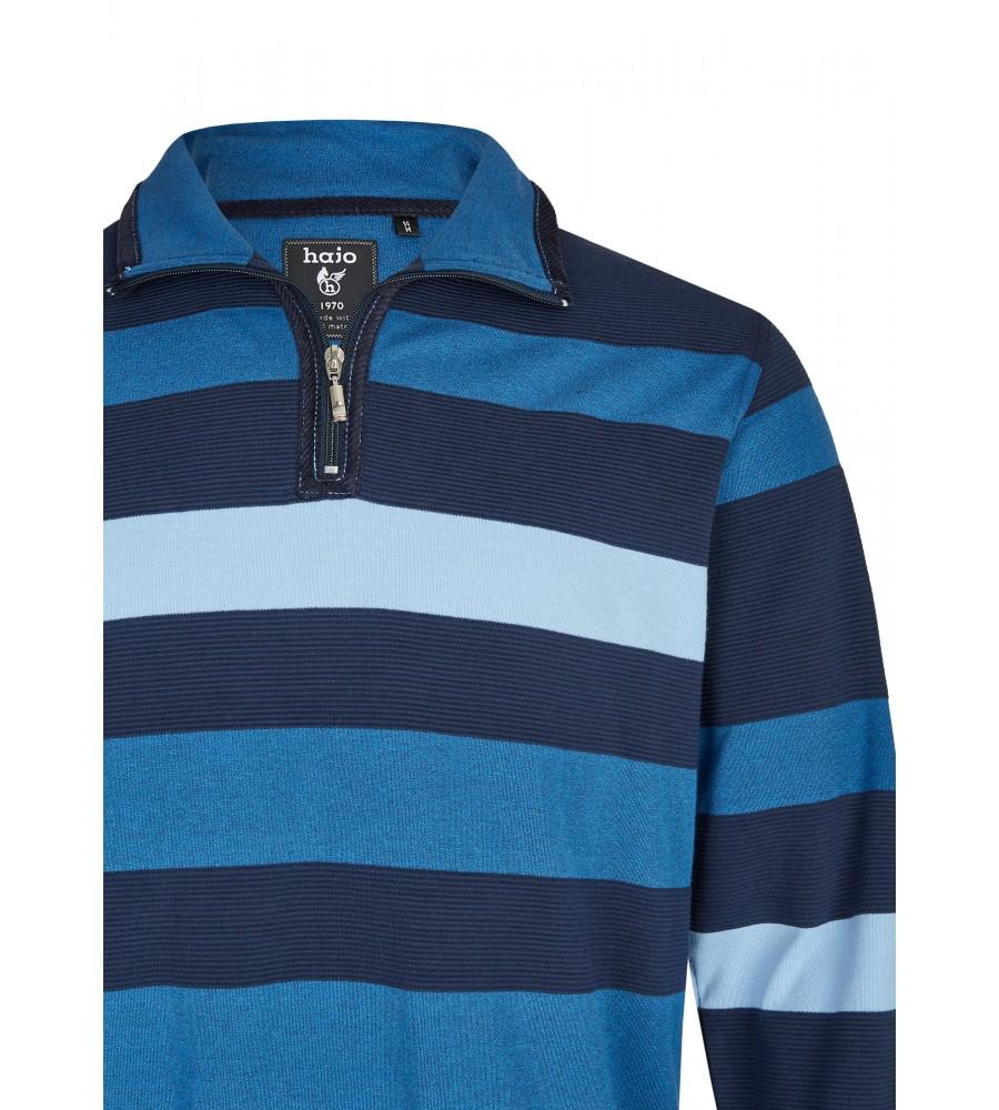 Sweatshirt mit Ottomanrippe 26810-609 detail1