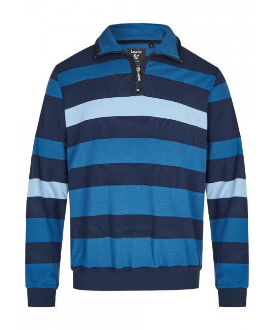 Sweatshirt mit Ottomanrippe 26810-609 front