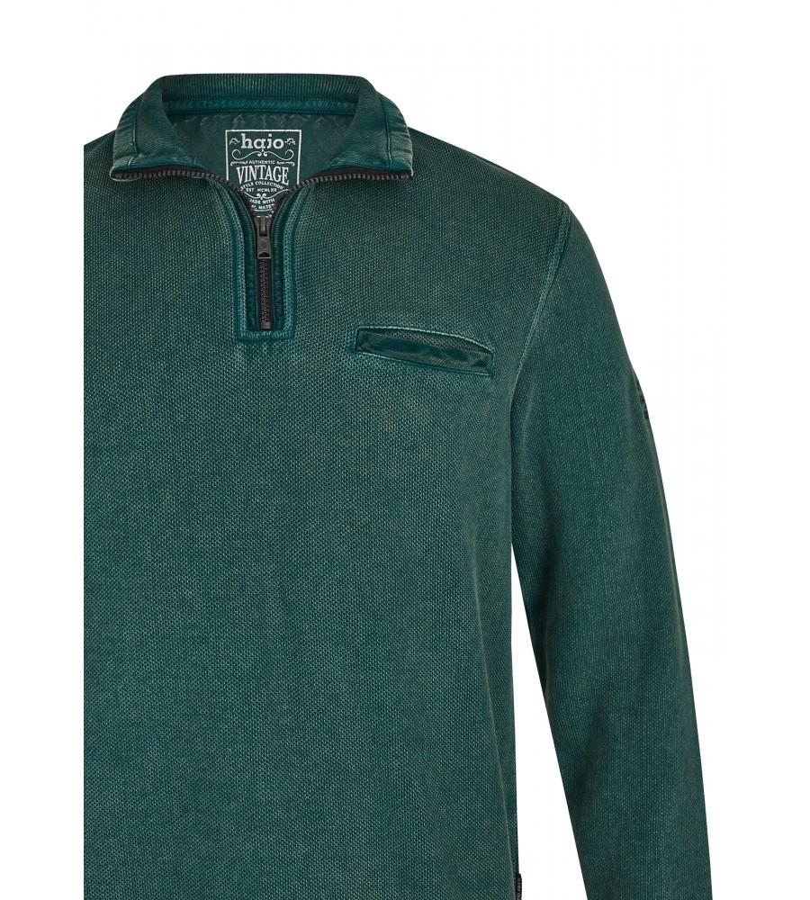 Gewaschenes Troyersweatshirt 26823-515 detail1