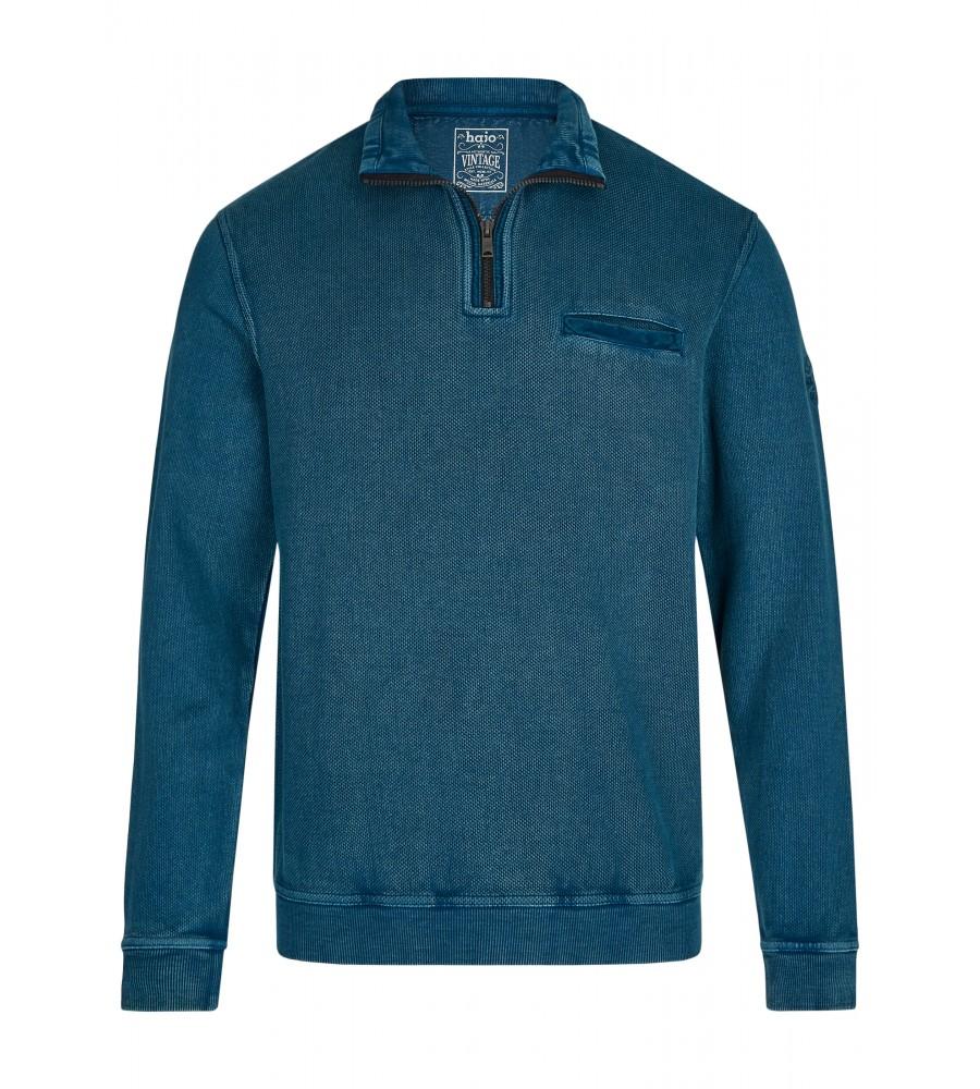 Gewaschenes Troyersweatshirt 26823-602 front