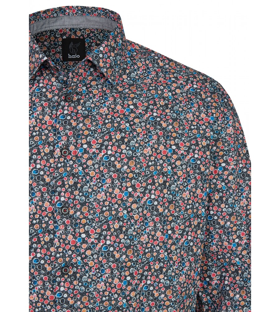 Hemd mit Punktedruck 26861-300 detail1