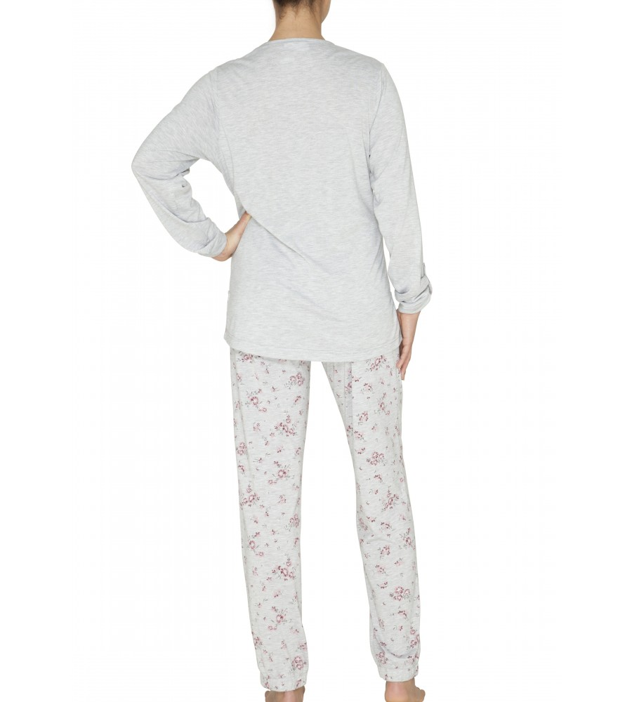 Schlafanzug Modal 44925SET-106 back