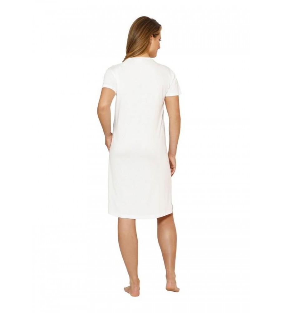 Sleepshirt mit Frontdruck 45073-200 back